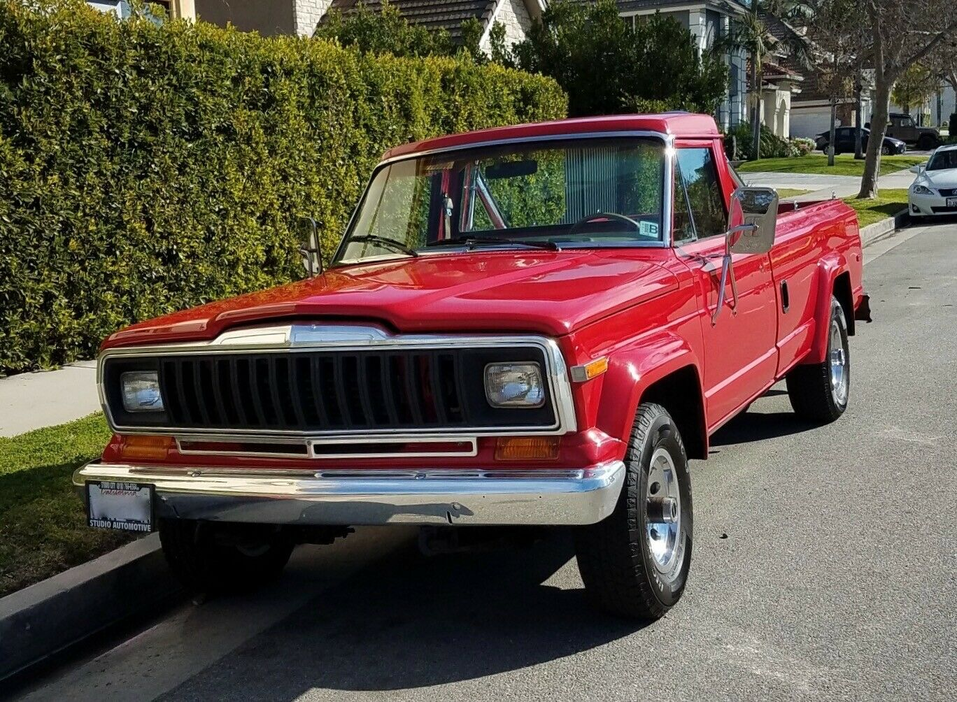World-Traveled: This 1987 Jeep J-10 Needs A Stable Home After Years Of Roaming!