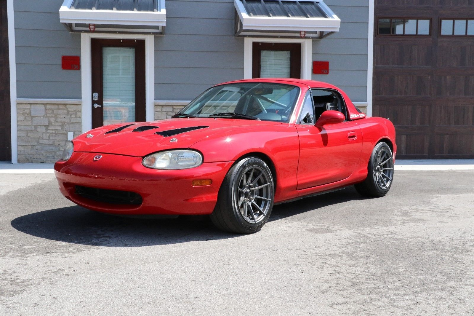 The Automotive Gremlin: This 1999 Mazda Miata Looks Cute, Is Actually Ferocious!