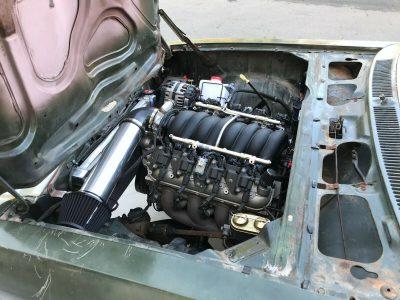 Bangshift Com This 1971 Vega Kammback Wagon Is The