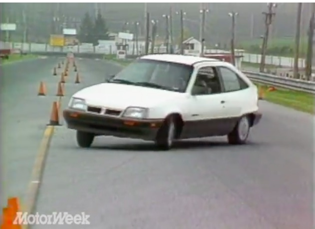 The Worst LeMans: This MotorWeek Retro Review of A 1988 Pontiac LeMans Is Hilarious And Telling Of 1980s GM Thinking