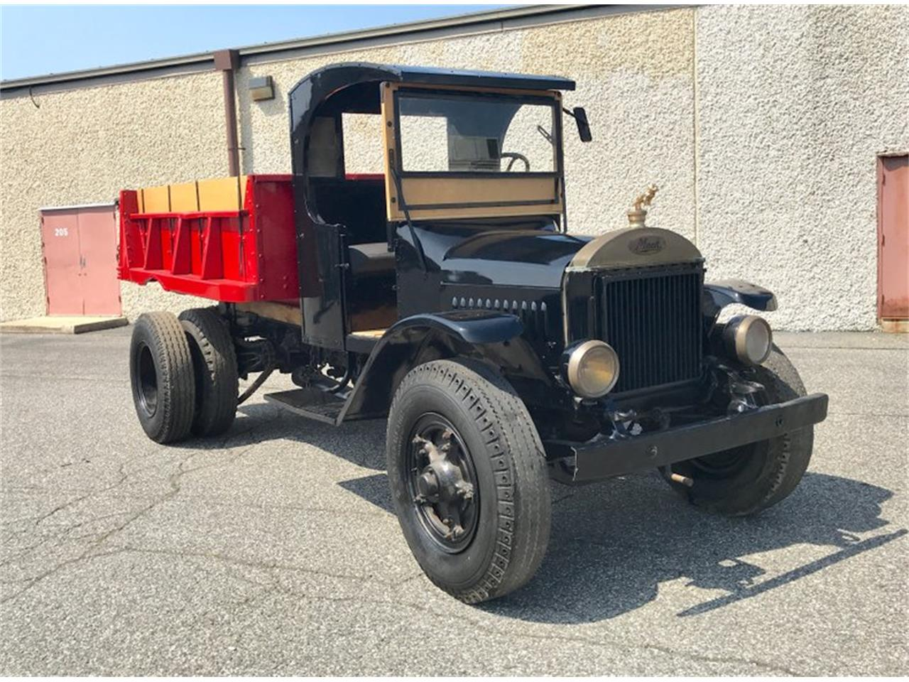 Slow and Cool: This 1930 Mack AB 5-Ton Dump Truck Is One Tough Old Bastard