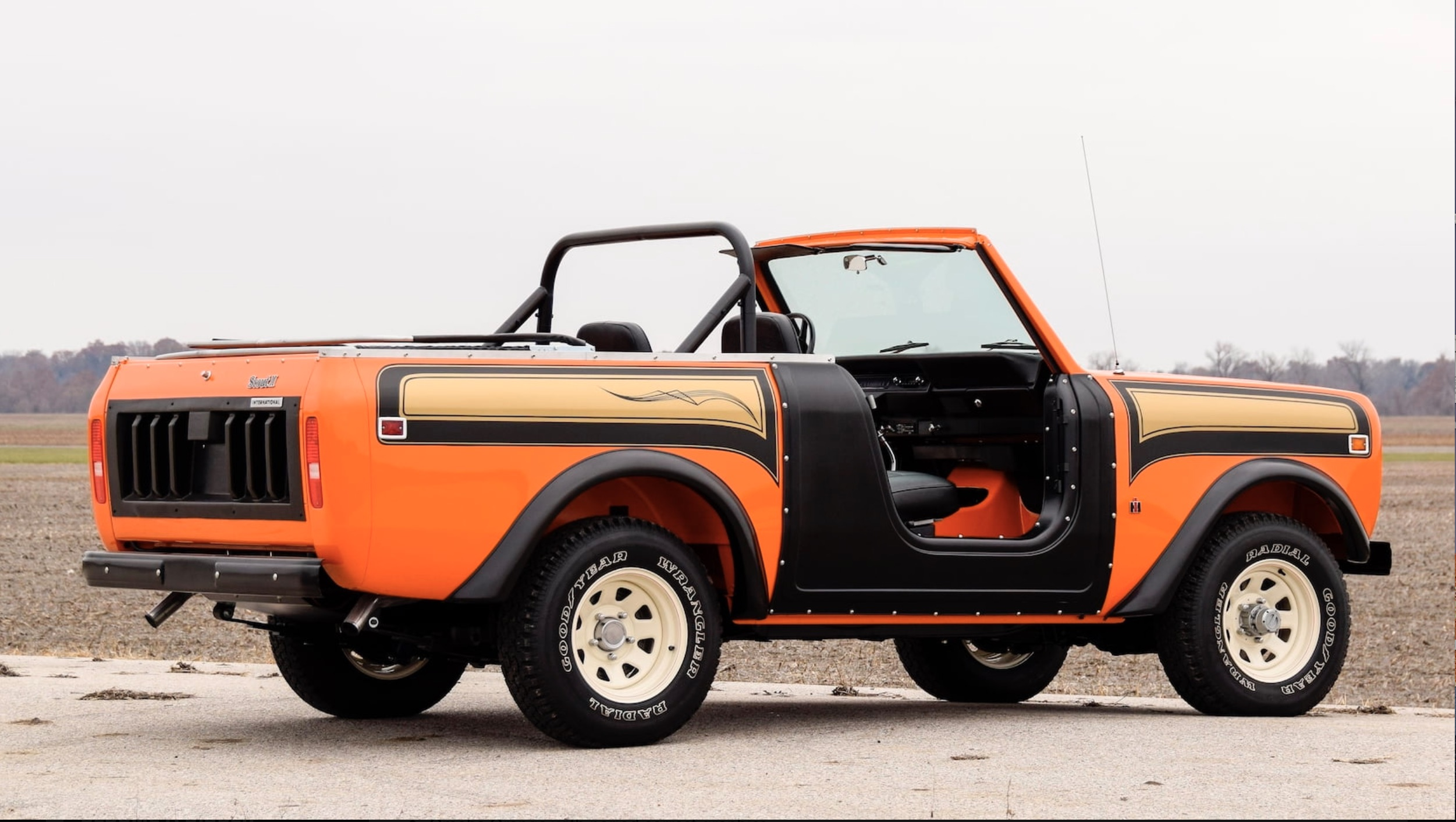 Money No Object: 1978 International Scout II – As Good As They Get!