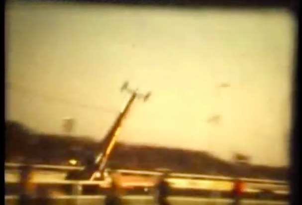 Vintage Drag Racing Film: Santa Pod Circa 1978 With Rocket Funny Cars, Hot Rods, and The End Of The Last Top Fuel Slingshot