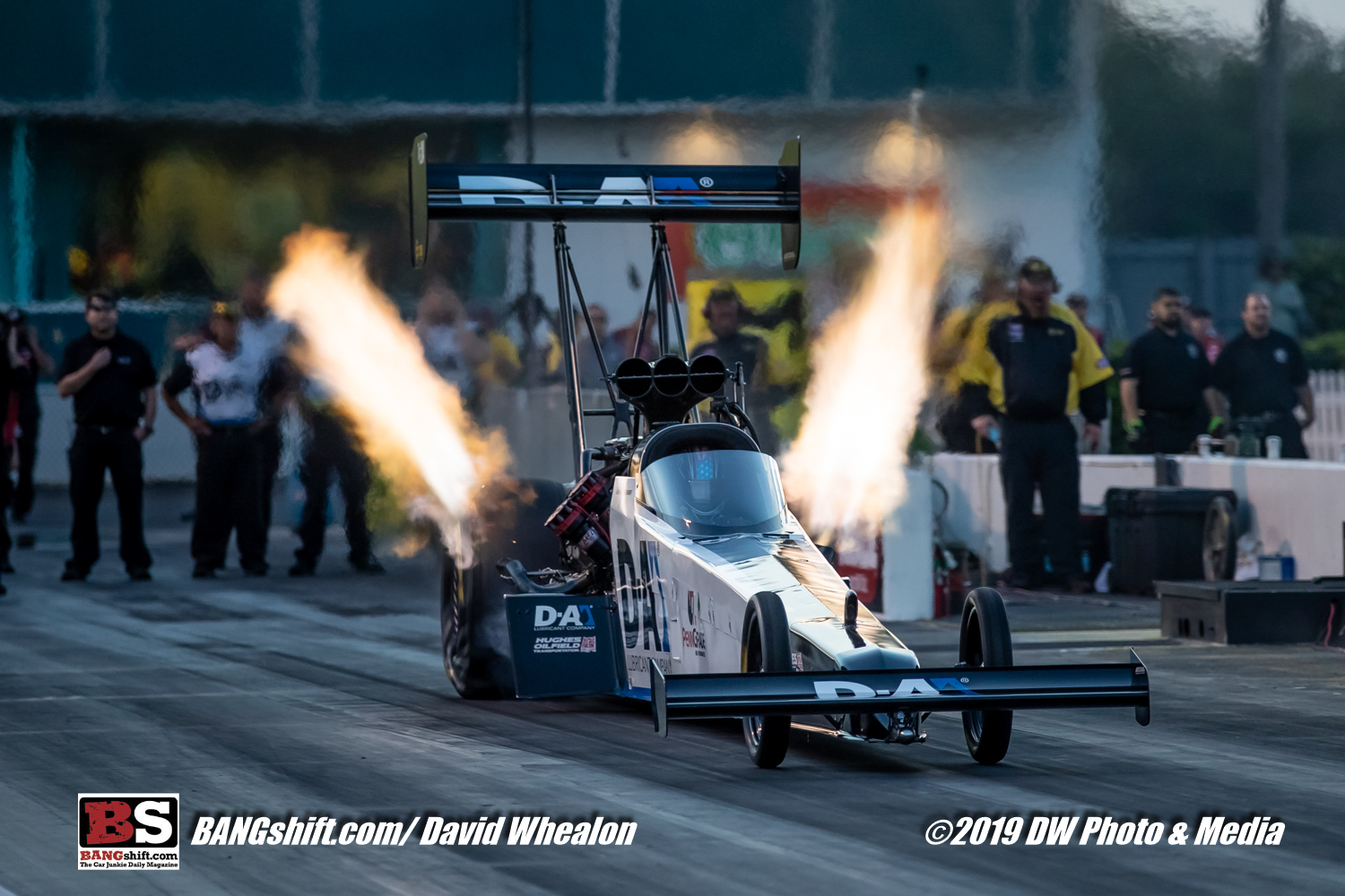 2019 NHRA Gatornationals Photo Coverage: Nitro Funny Car and Top Fuel Action Images From Gainesville