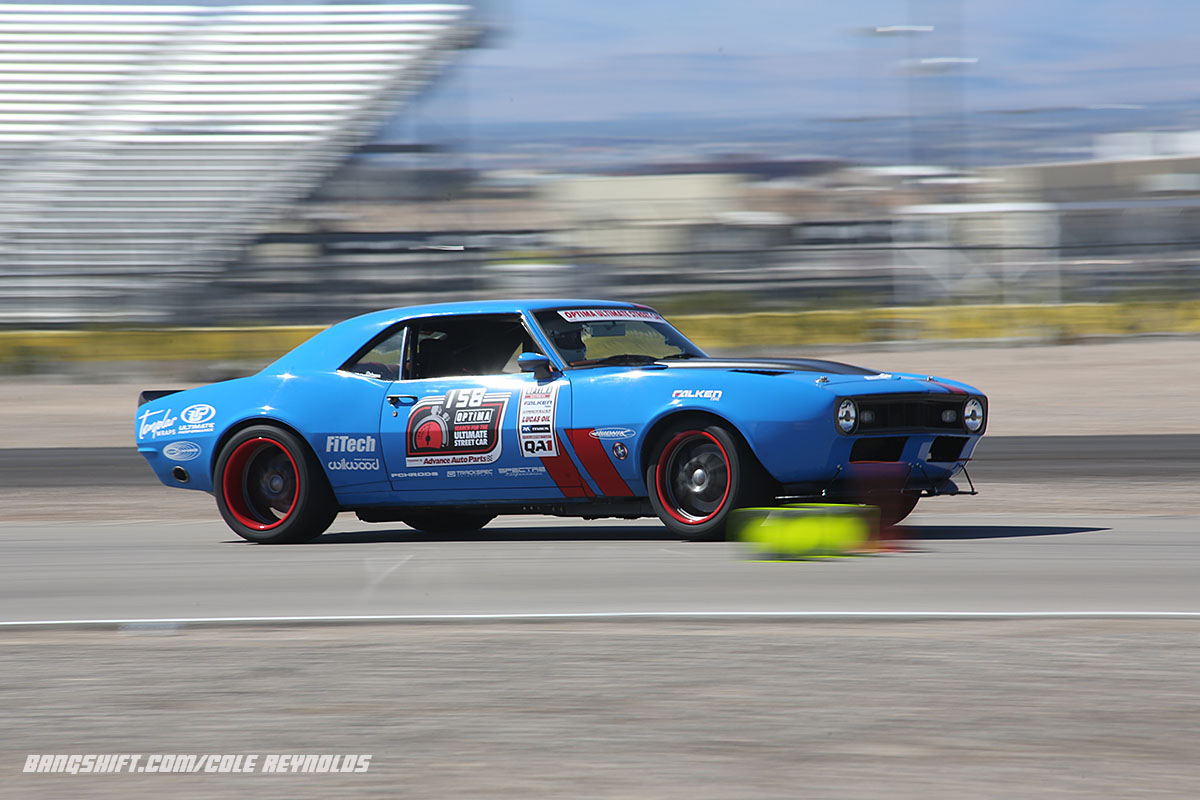 More Photos From The Search For The Ultimate Street Car In Las Vegas! Pro Touring Machines At Their Finest