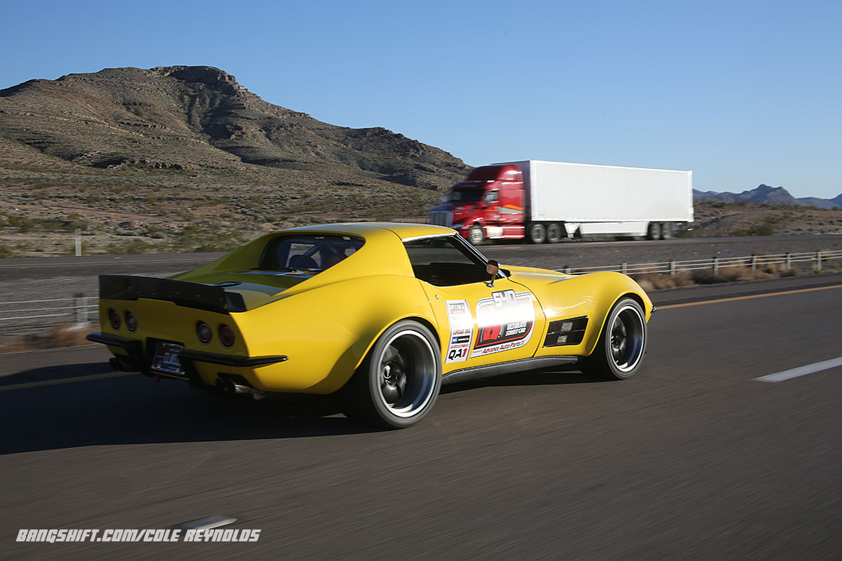 Which One Of These Is The Ultimate Street Car? We've Got Photos From The Race In Vegas.