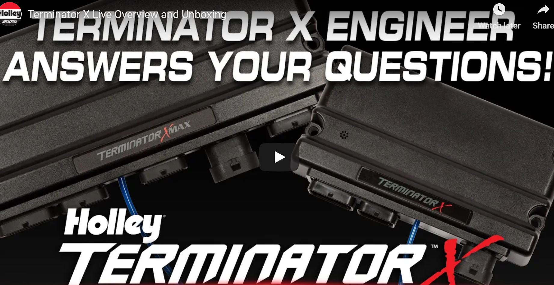 Holley's New Terminator Max LS Fuel Injection System Is Awesome And Affordable. Watch This To Learn All About It!