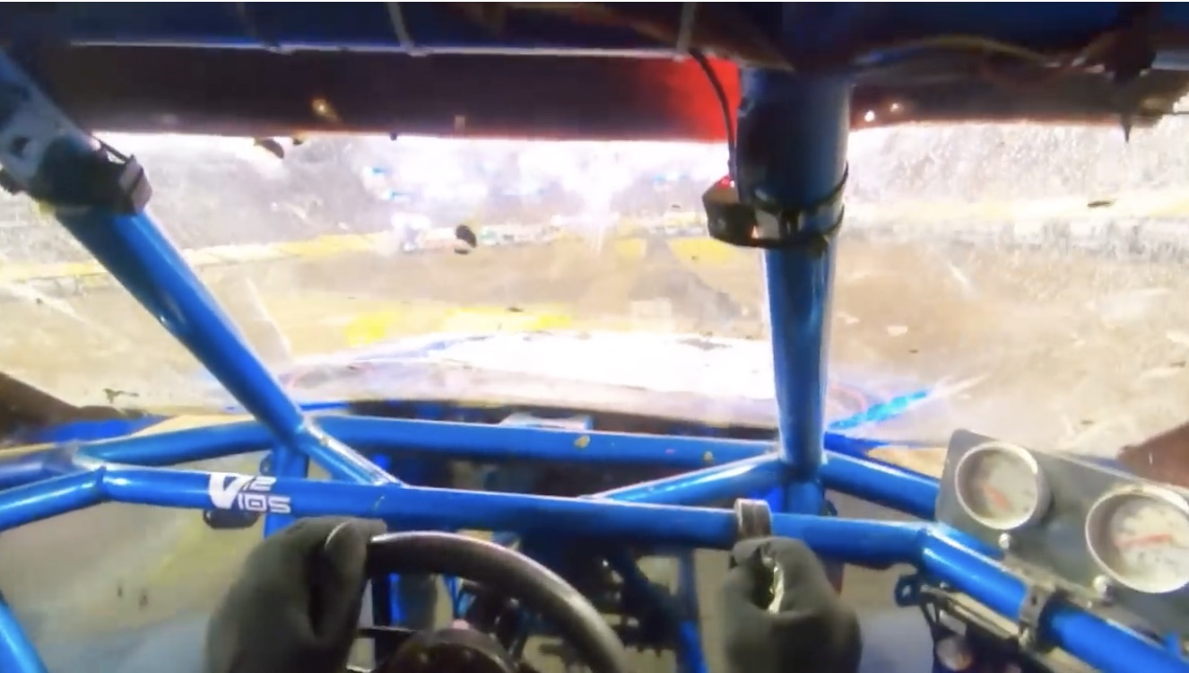 Life's Not All Crushing Cars And Fun In The Life Of A Monster Truck Driver! Check This Out!