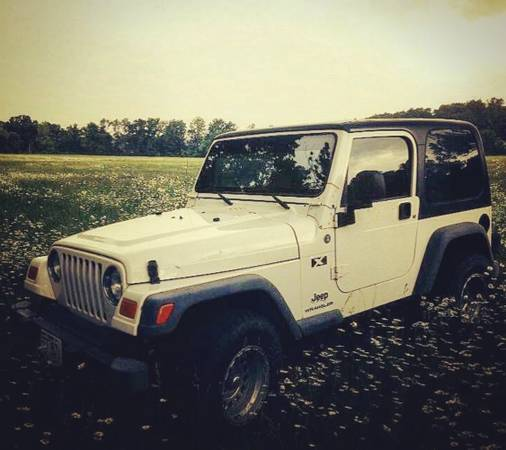 the wtf files is this 2005 jeep wrangler x the best jeep ever. Black Bedroom Furniture Sets. Home Design Ideas