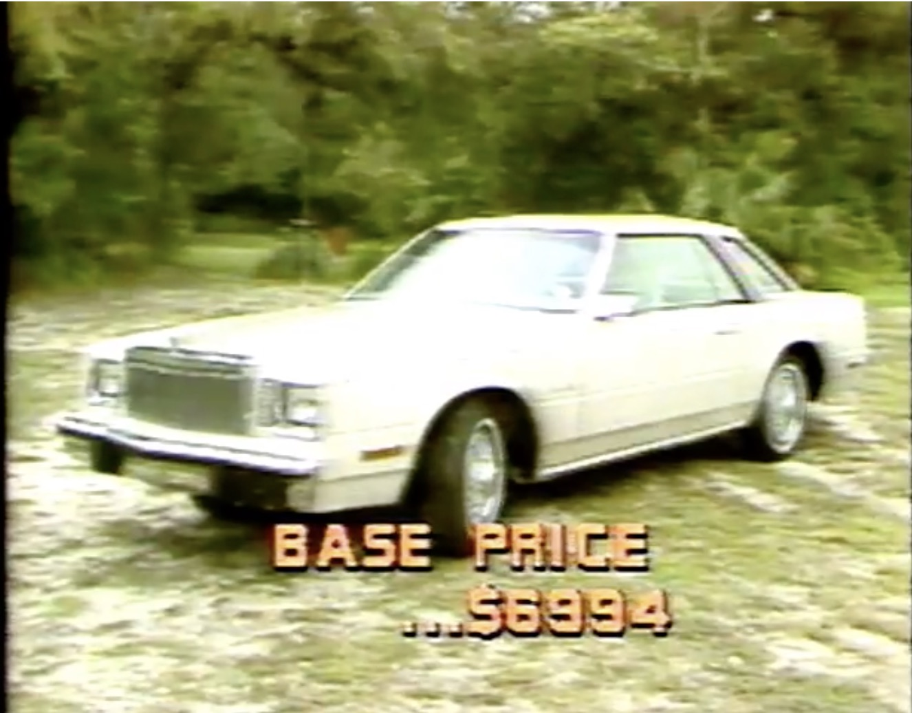Honesty In Review: Bob Mayer Takes On The 1980 Chrysler Cordoba!