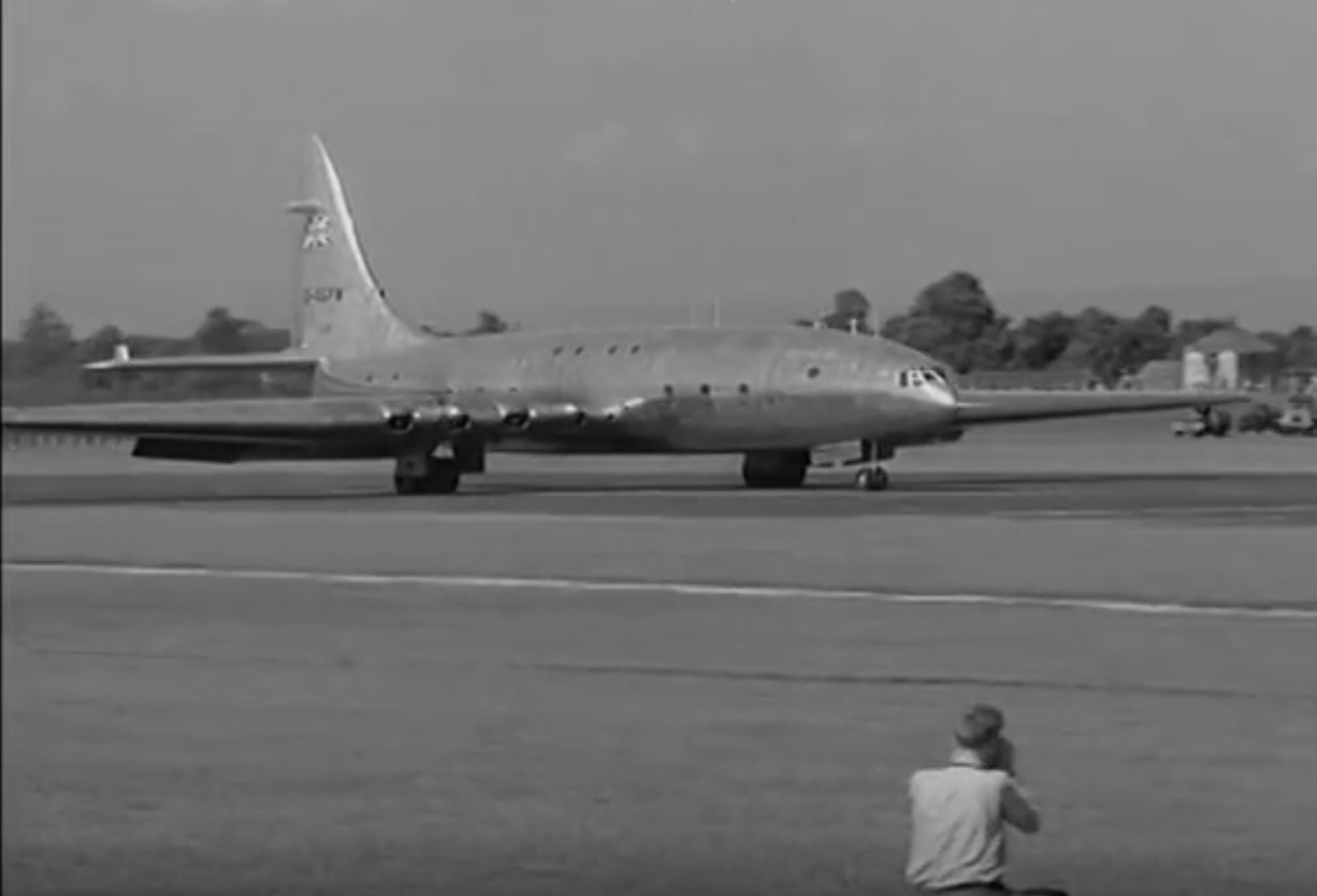 The White Elephant: The 1949 Bristol Brabazon –