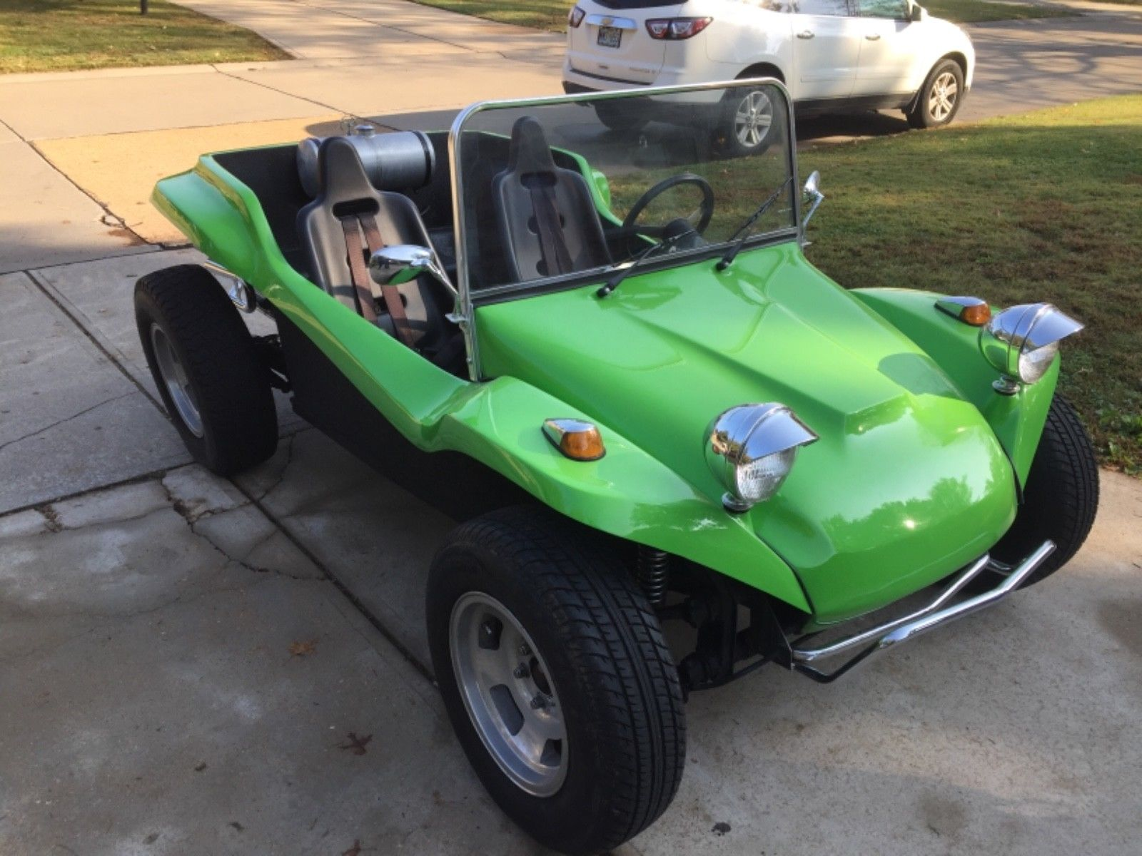 Air-Cooled Awesome: Get The Dune Buggy And Enjoy The Sun!