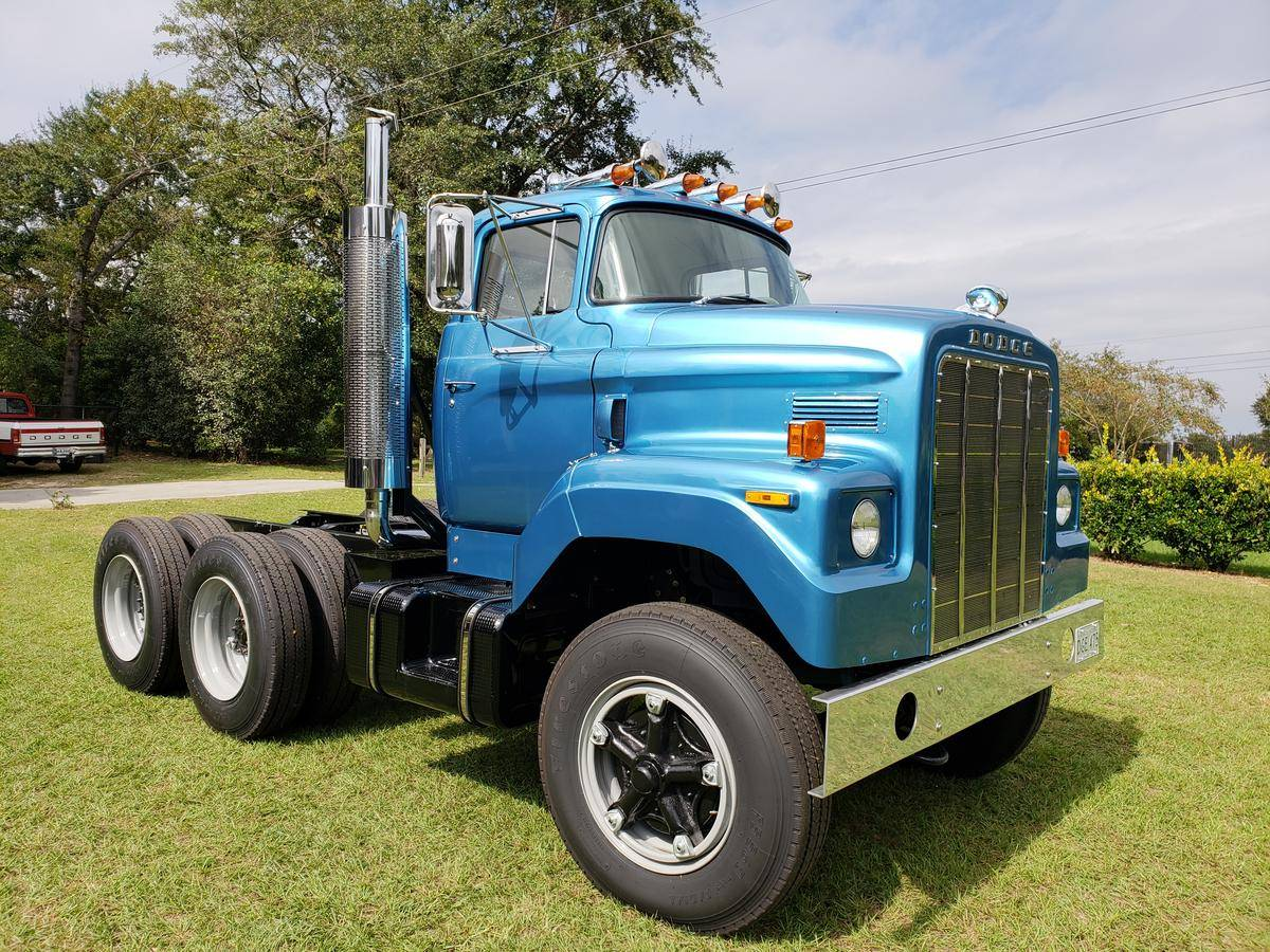 Money No Object: The Prototype Dodge Big Horn Short-Nose