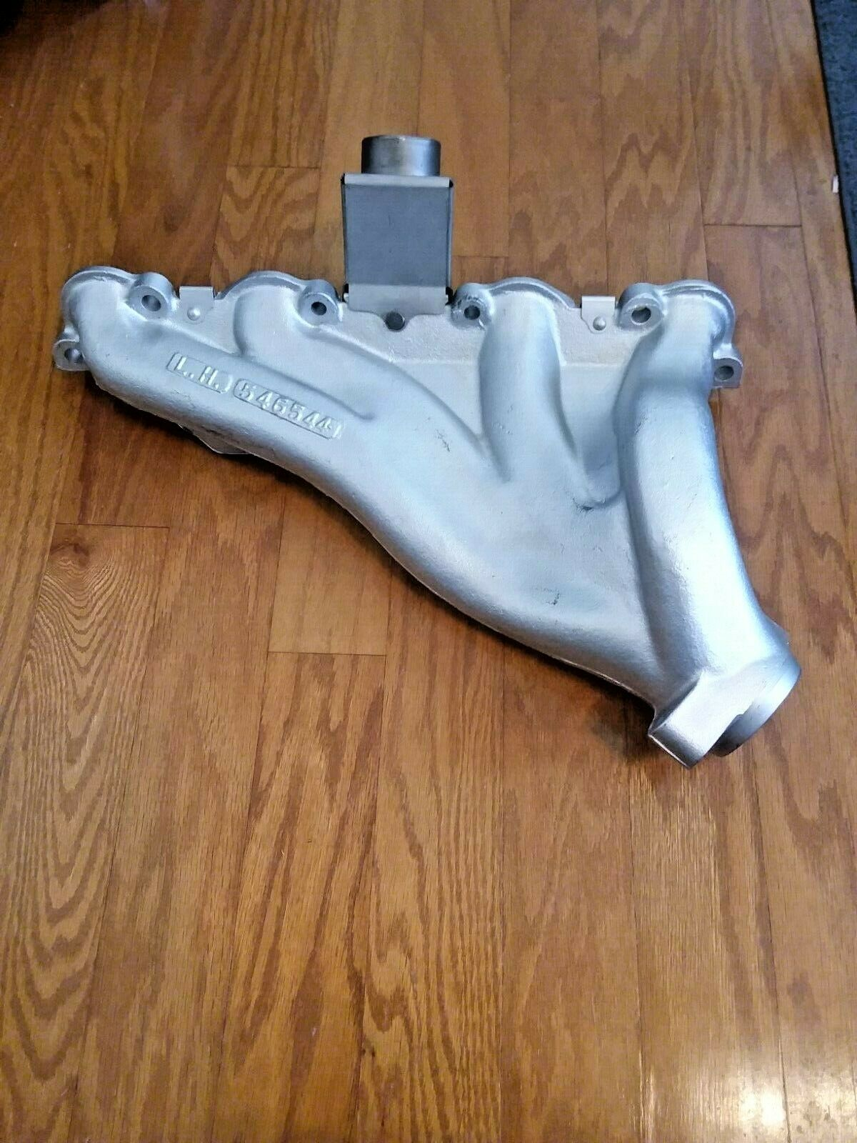 Manifold Unobtanium For Sale: This Piece For A 303ci Ram Air V Pontiac Is Amazingly Cool
