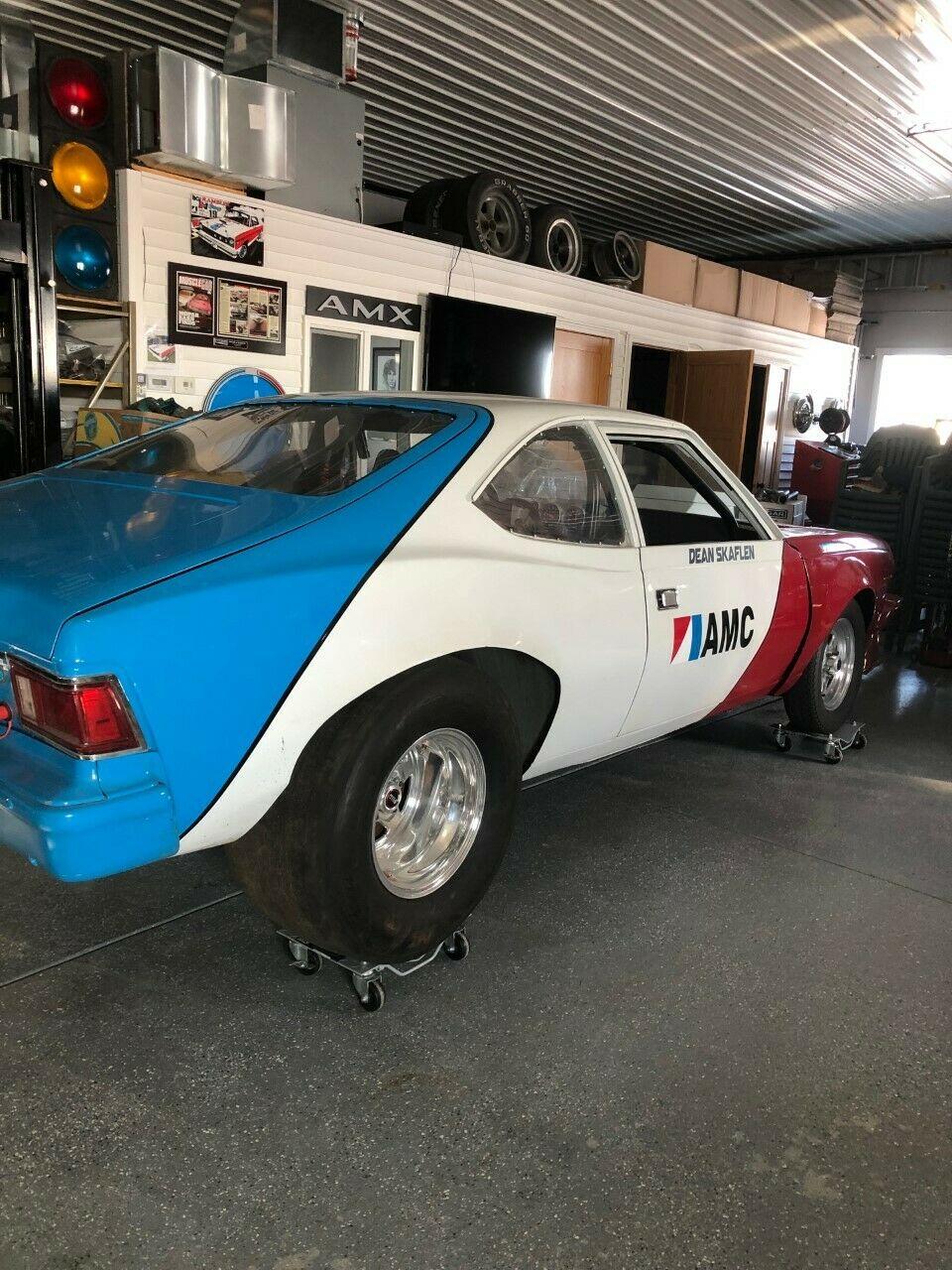 Nostalgia Pro Stock Option: This 1974 AMC Hornet Is Close To Ready!