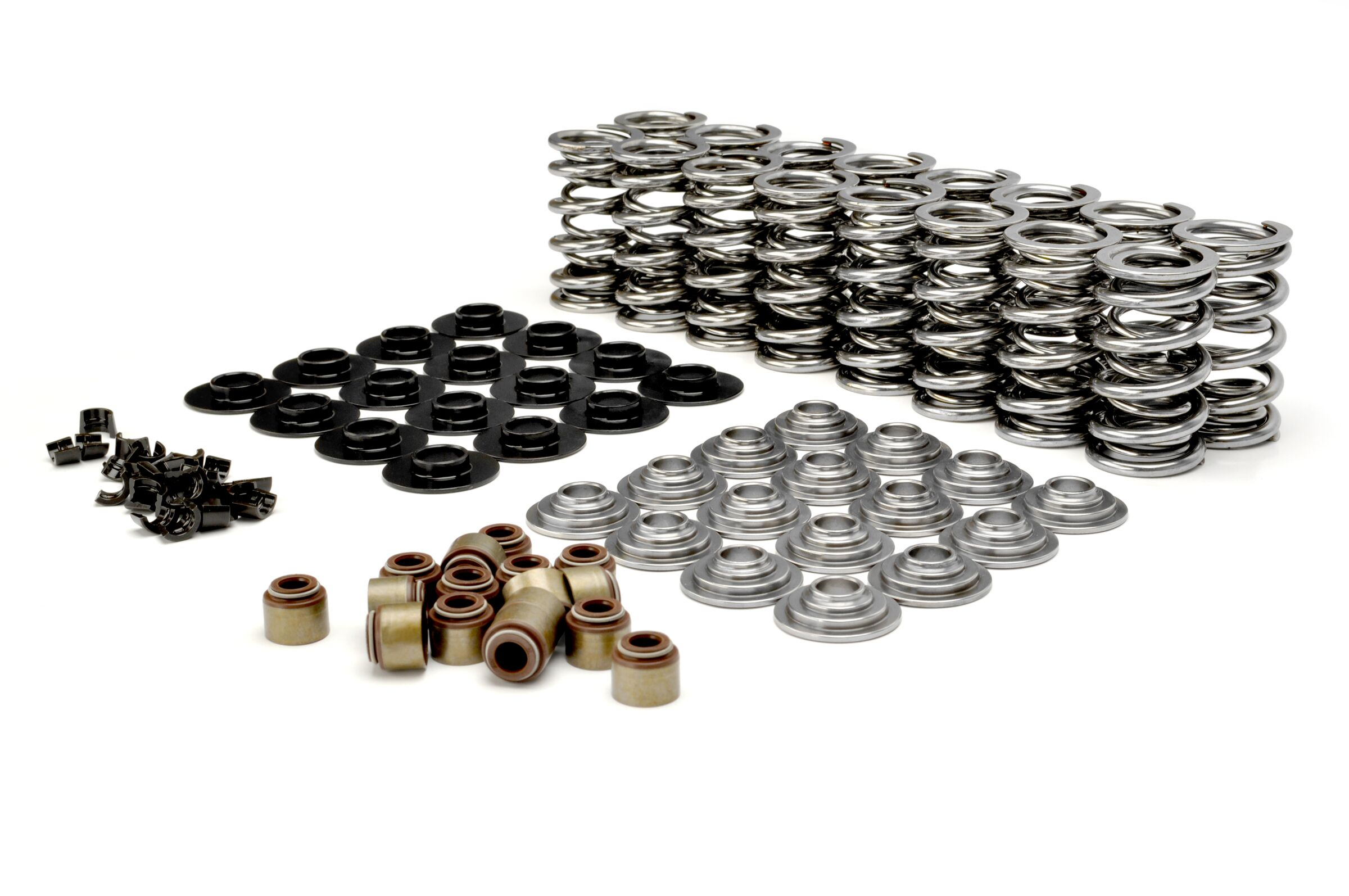 Get Sprung: COMP Cams New .660″ Lift Dual Valve Spring Kits for LS Engines – No Machining!