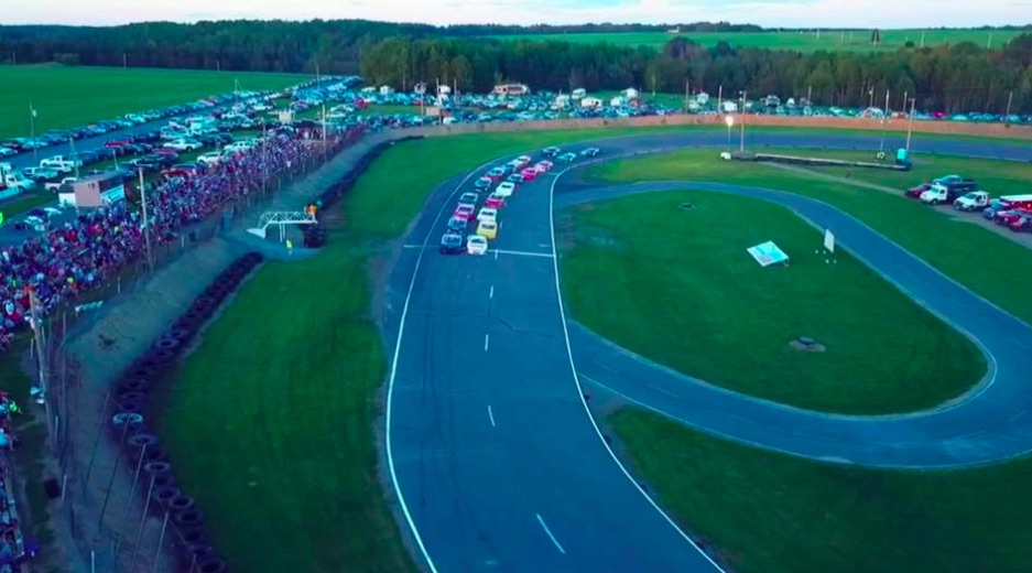 Spud Speedway In Caribou Maine Is For Sale – Cool Little Track With A Price Lower Than Lots Of Houses! Wow!