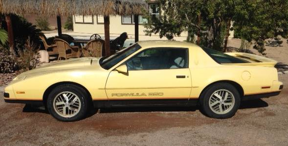 This Original Owner 1987 Firebird Formula 350 Is Begging For An LS Swap To Go With The Retro Vibe
