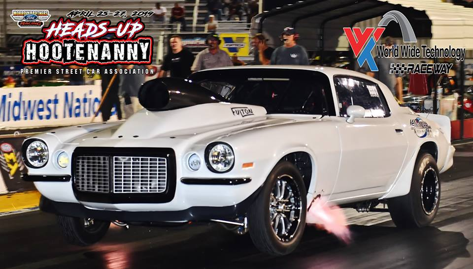FREE LIVE STREAMING VIDEO: The 2019 PSCA Heads-Up Hootenanny, Featuring Mid-West Pro Mods, LIVE Here Today!