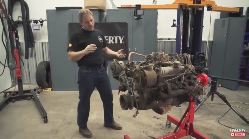 Heavy Duty Teardown: Go Behind The Scenes With Hagerty As They Blast Apart The World's Nastiest 401 Buick