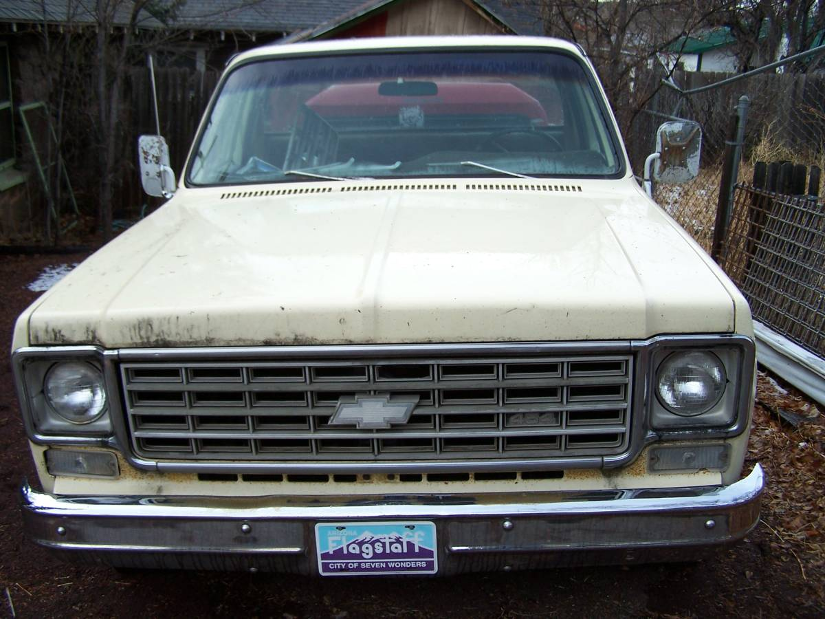 Shines Like A Mirror? WTF Kind Of Crack Is This Craigslist Seller Smoking. COPO C10 454 Truck… Ugh