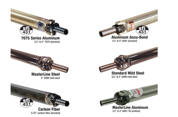 Mark Williams Enterprises Has Seven Different Driveshaft Options And Gears For DAYS! More Here!