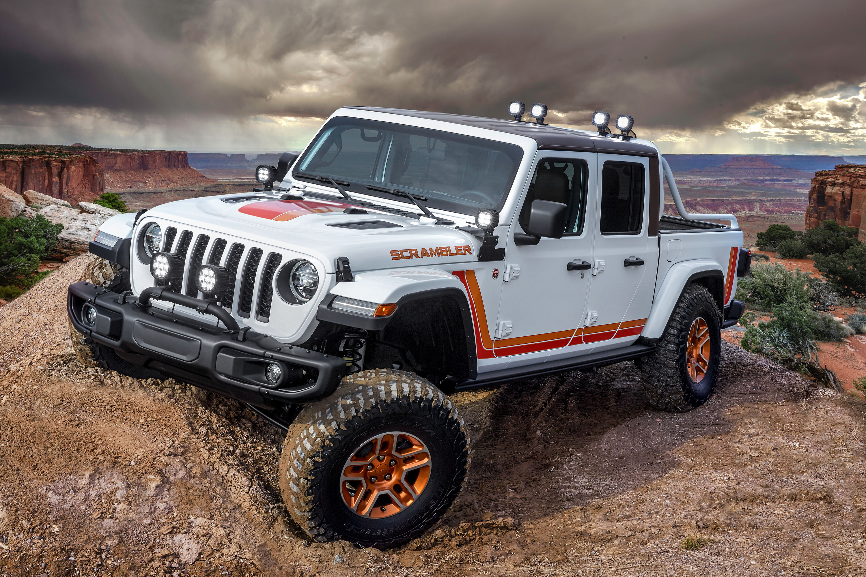 The 2019 Easter Jeep Safari Concepts: Gladiators For Days And More For Moab!
