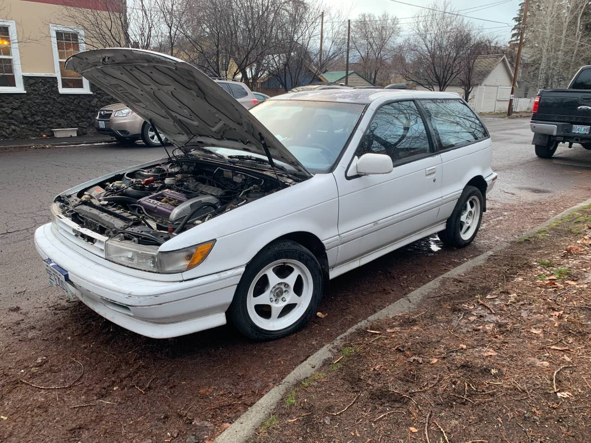 Rough Start: A Dodge Colt With An Evo Kick – Don't Ignore The Micro Machine!