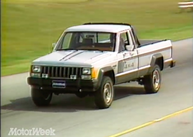 Retro Review: The 1986 Jeep Commanche Was A Far Cry From The Gladiator of Today