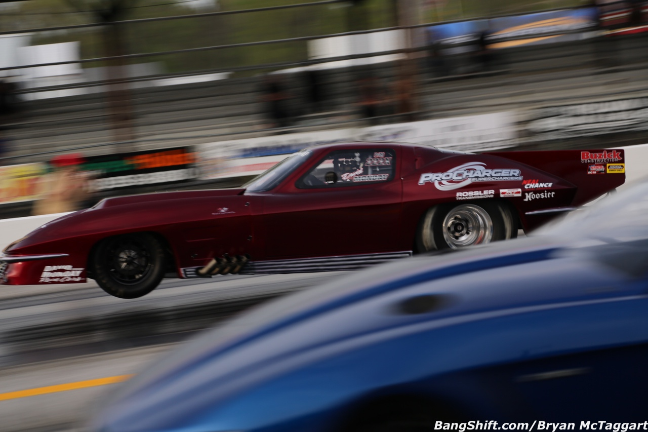 Holley EFI Outlaw Street Car Reunion VI: Round One Of Qualifications, Part 1