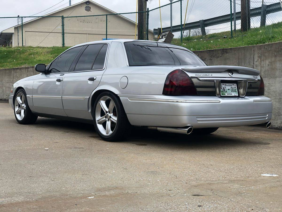 Rough Start: The Benefits Of Looking At Newer Machines Like This 2003 Mercury Grand Marquis