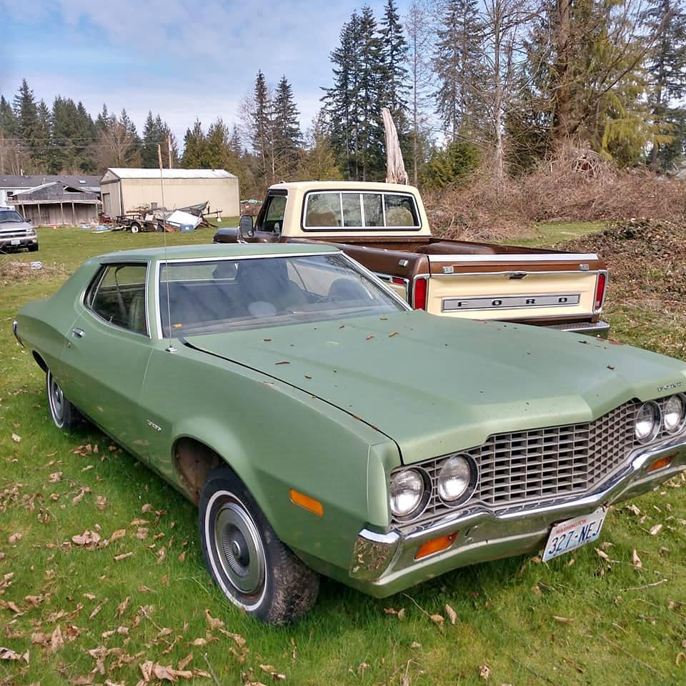 Rough Start: A Basic 1972 Ford Torino, Just Add An Engine