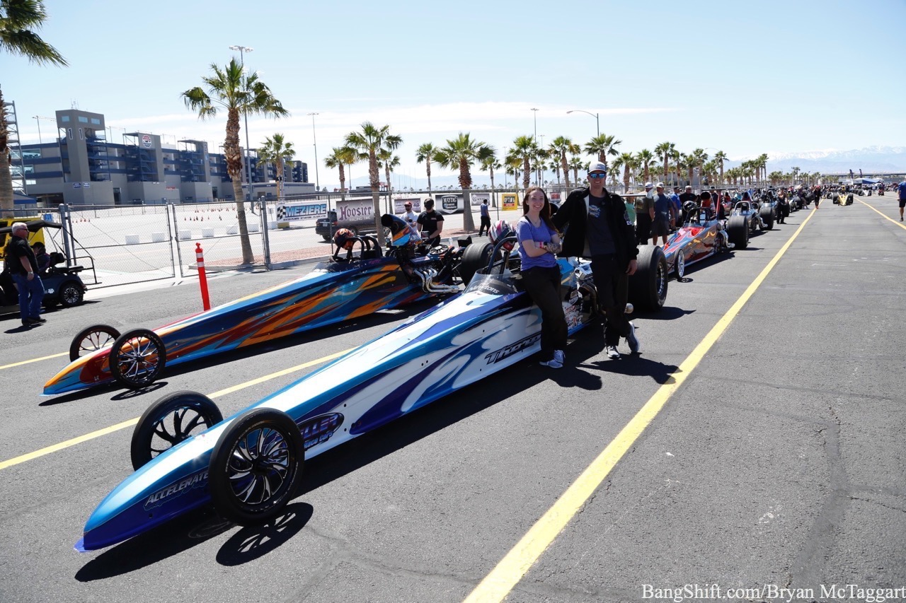 K&N Spring Fling Million: More Dragsters Than You Can Shake A Stick At!