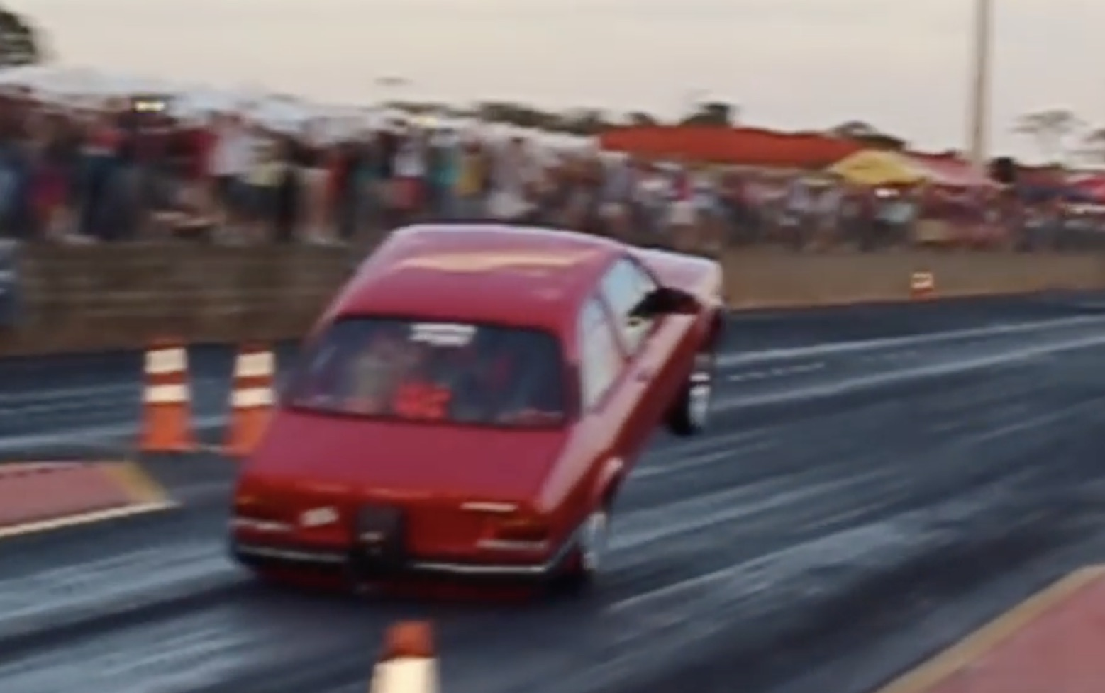 That's A What? This Brazillian Chevette Is A Monster On The Strip!