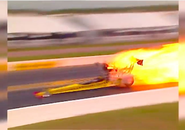 20 Years Gone: Watch Eddie Hill's Last Top Fuel Pass Ever From NHRA Houston 1999