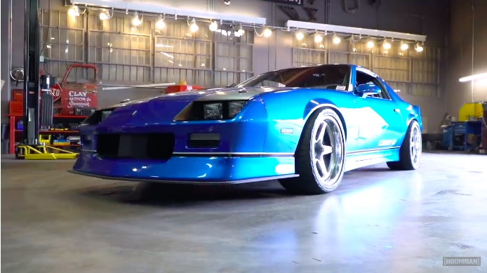 Take A Closer Look At The DSE-Z Camaro, One Of The Baddest Third-Gens We Know!