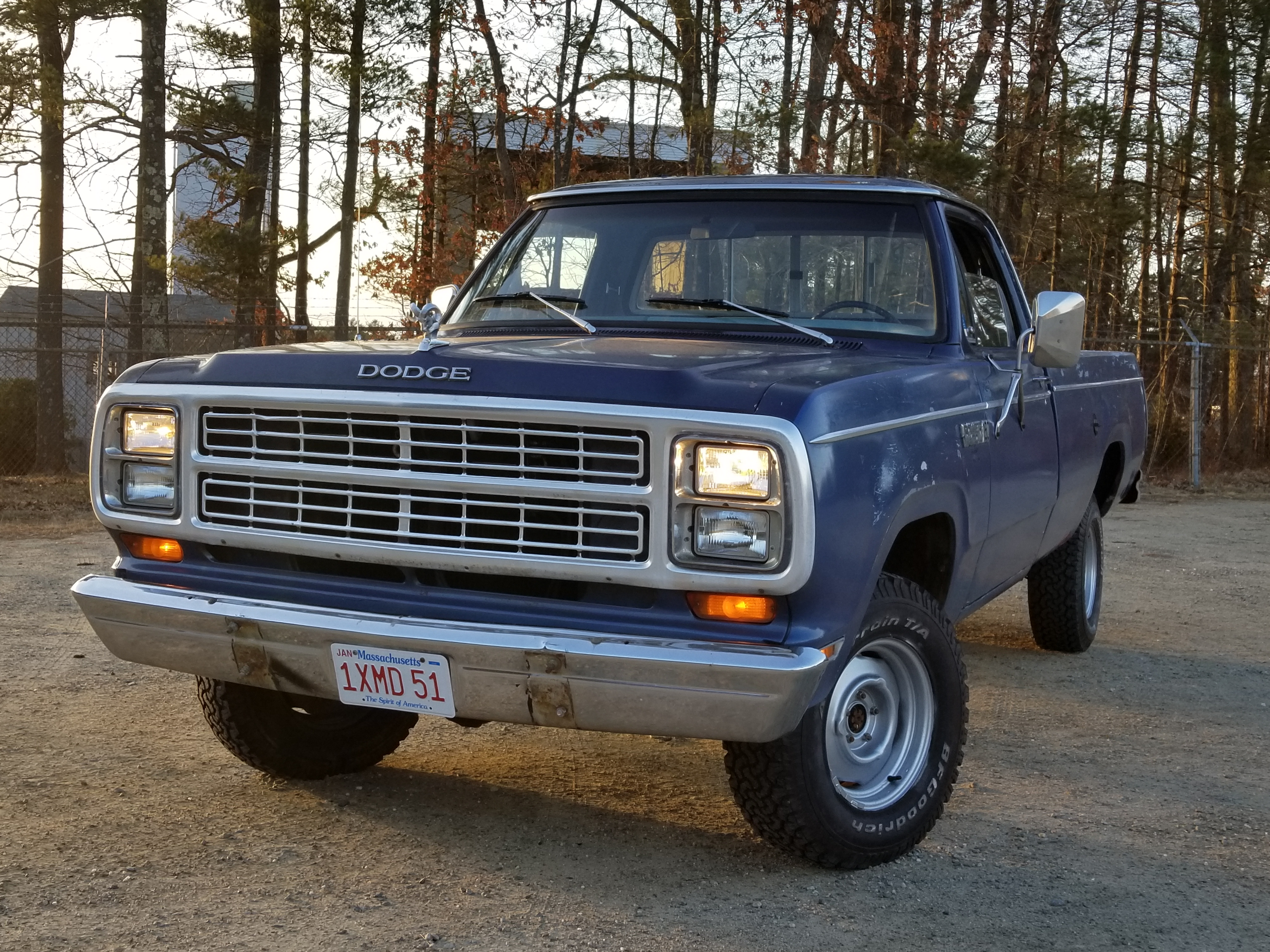 Introducing Project Power Laggin': a 1979 Dodge W150 Power Wagon For Weekend Workhorse Duty!!