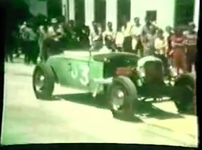 Video: This Is What Dag Racing Looked Like In Detroit Back In 1953 – Michigan Hot Rod Association Action