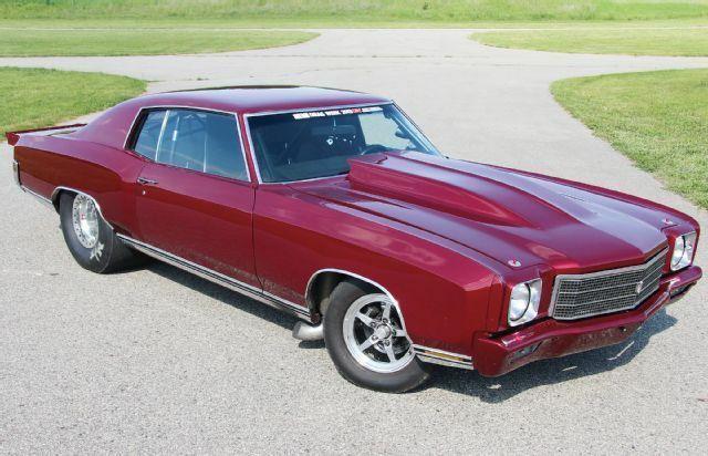 RacingJunk Find: Mike Roy's Iconic Drag Week 1971 Monte Carlo Is For Sale – 2,000hp, 7-Second Slips, Steel!