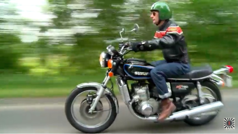 Great Video: The Story Of The 1970s Superbikes – See Them Sitting and Ridden!