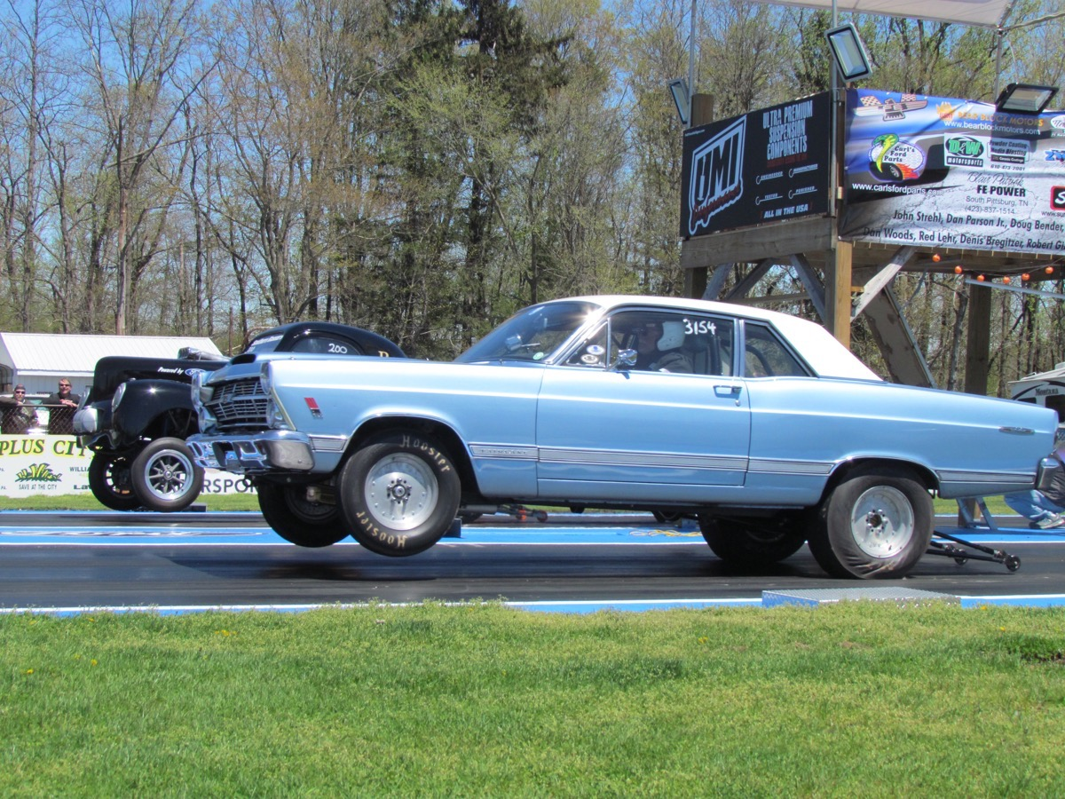 2019 FE Race and Reunion Photo Coverage: The Coolest Ford Race On Planet Earth At Beaver Springs Dragway!