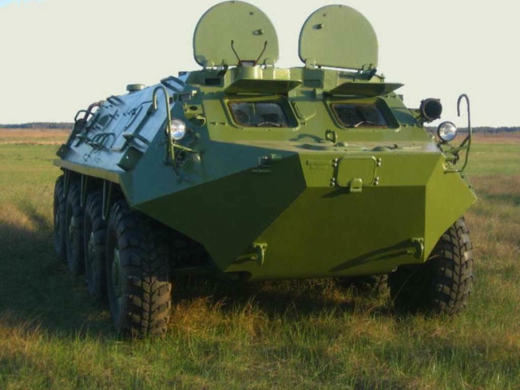 Any Takers: This BTR-60 Is 20,000lbs Of Neat And You Only Have To Ship It Home From Belarus