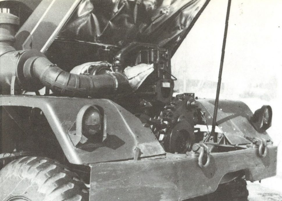 Testing Yunick: The US Army Extensively Tested Adiabatic Engines In The 1980s – Cool History