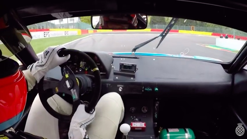 On It: Ride Along In A Flying BMW M1 As It Absolutely Tears Around Spa In Belgium – Awesome!