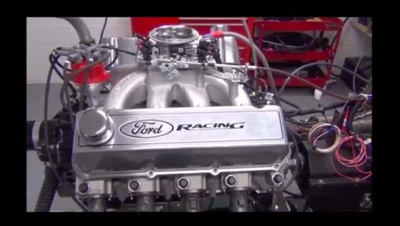A 521ci Big Block Ford For 5/21 – Watch This Blue Oval Thumper Hit The Dyno!