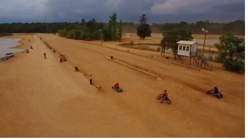 Check Out The Sand Drag Strip At The Busco Beach Off-Road Park In North Carolina