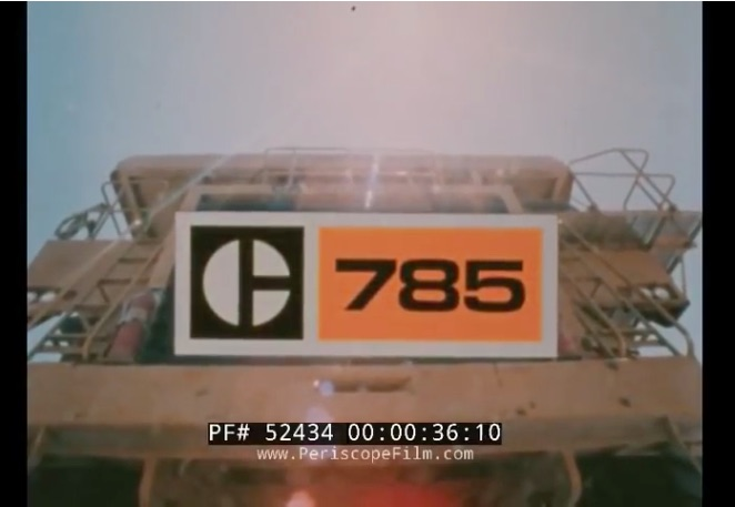 This 1980s Caterpillar Promotional Video For The 785 Off-Highway Haul Truck Is EPIC – From Engine Building On Up!
