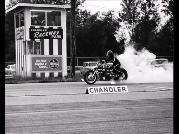 Audio Gold: Listen To These 1960s Drag Strip Radio Ads From Indiana's Chandler Raceway Park