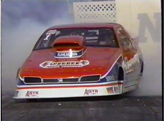 Pro Mod Perfection: This 1990 Video Shows The Class In Its Earliest Stages And It RULES