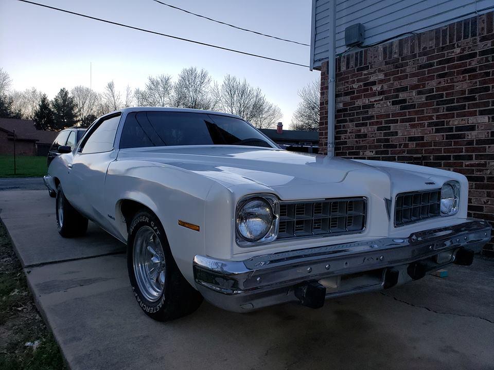 The Road Less Traveled: This 1975 Pontiac LeMans Needs An Alternative Build Plan!